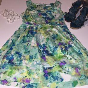 EUC Calvin Klein dress sz10